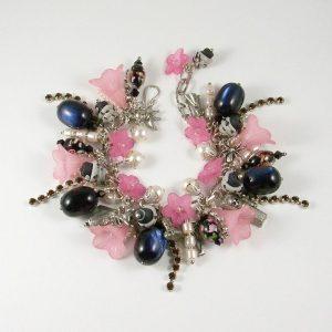 A Sinister Fairytale charm bracelet