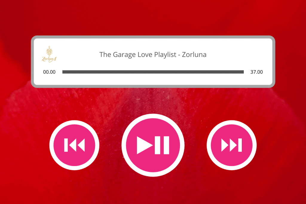 The Garage Love Playlist by Zorluna