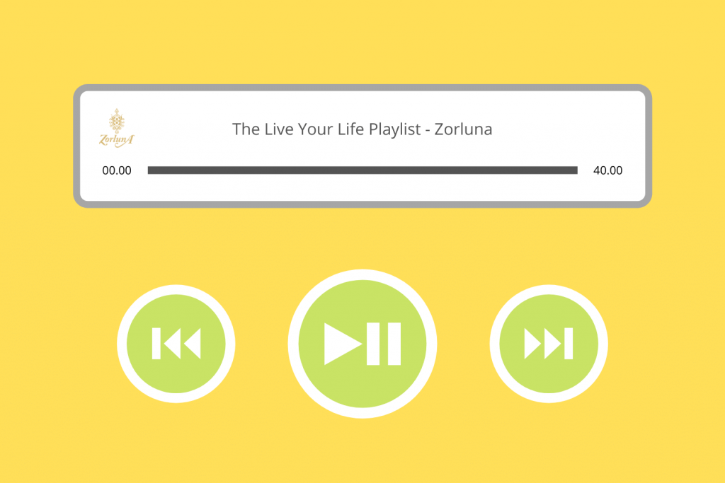 The Live Your Life Playlist by Zorluna