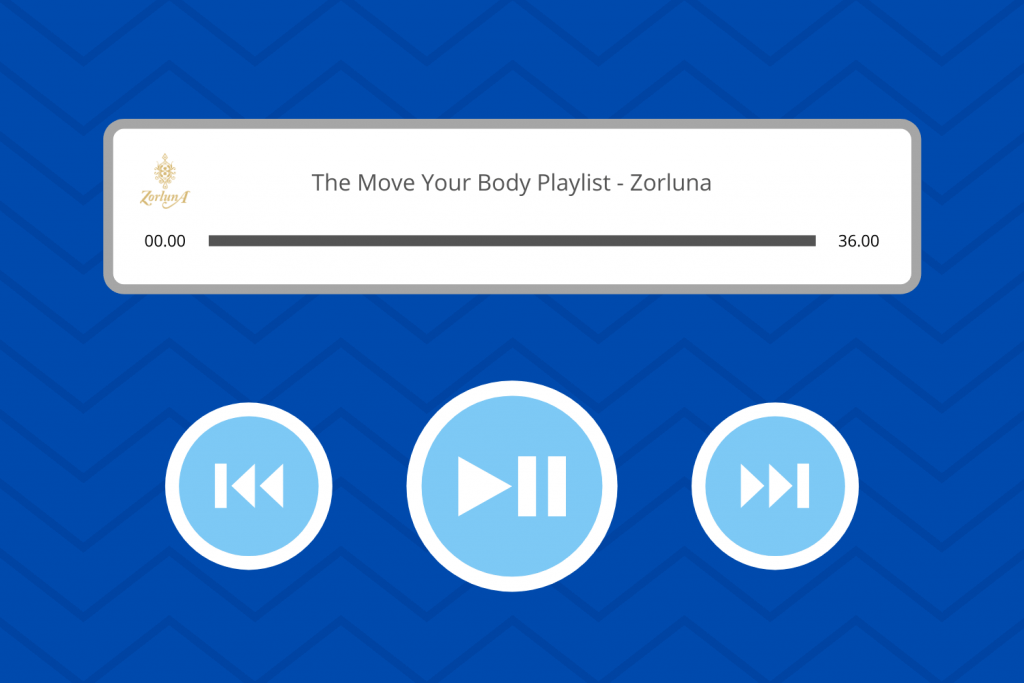 The Move Your Body Playlist by Zorluna