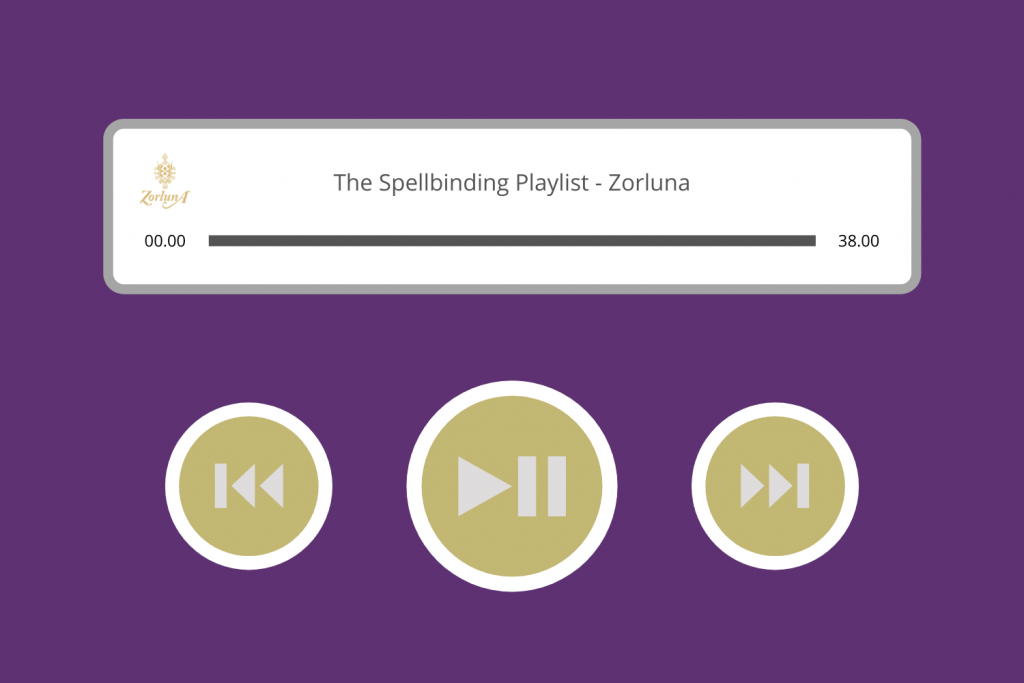 The Spellbinding Playlist by Zorluna
