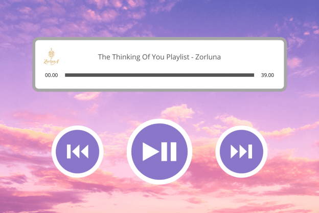 The Thinking Of You Playlist by Zorluna
