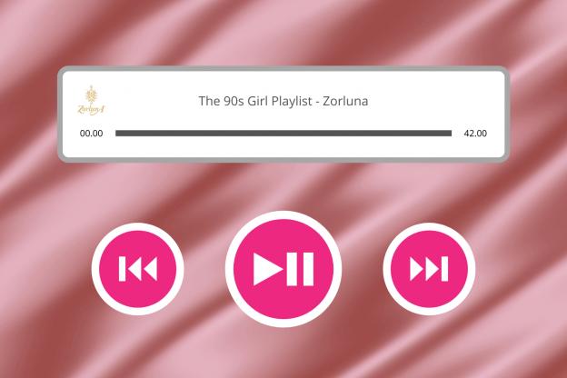 The 90s Girl Playlist