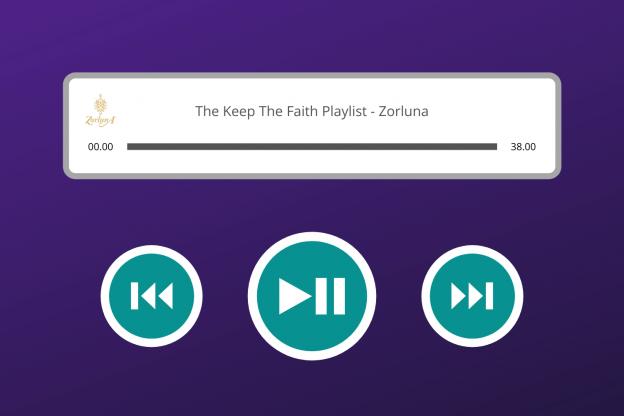 The Keep The Faith Playlist