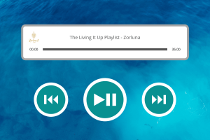 The Living It Up Playlist