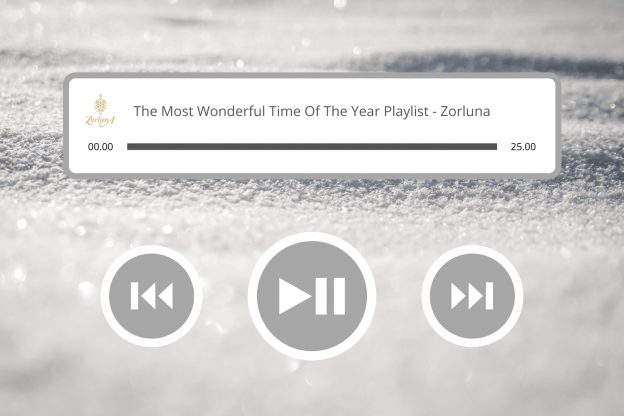 The Most Wonderful Time Of The Year Playlist